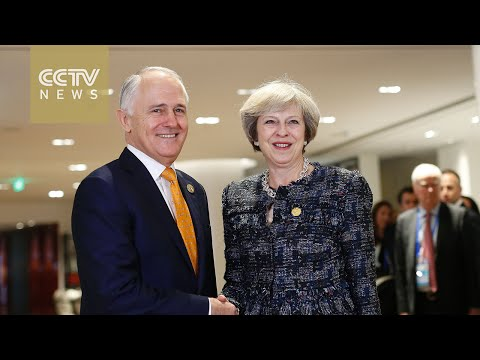 Australia and Britain discuss possible free trade deal
