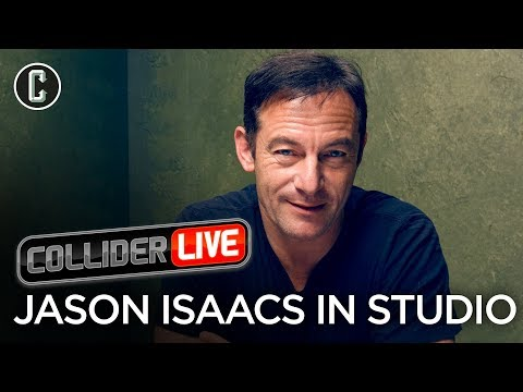Jason Isaacs in Studio  Collider Live 22