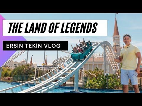THE LAND OF LEGENDS.  Türkiye'nin Efsanevi tema ve eğlence parkı.