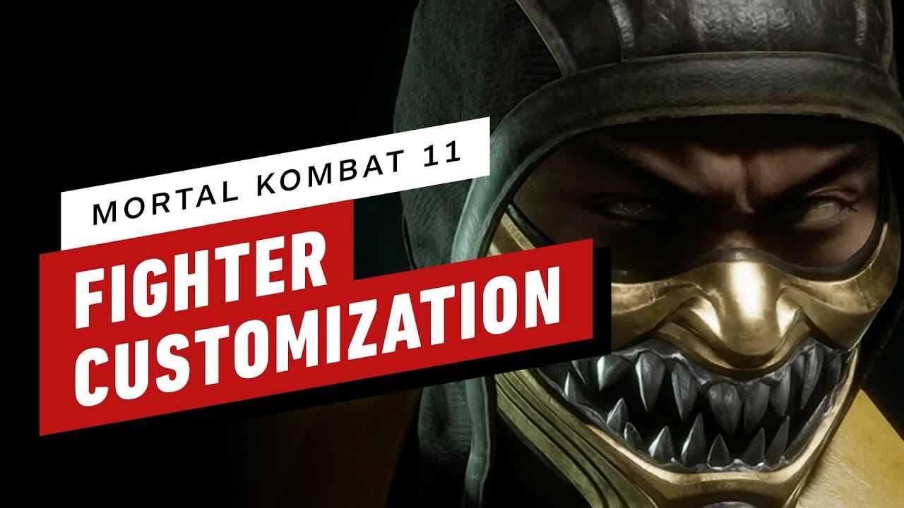 Mortal Kombat 11 Story Prologue Cinematic Youtube