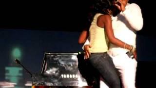 Repeat youtube video John Legend boner on stage!