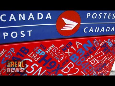 A Campaign to Demand Canada Post Deliver A New Green Economy
