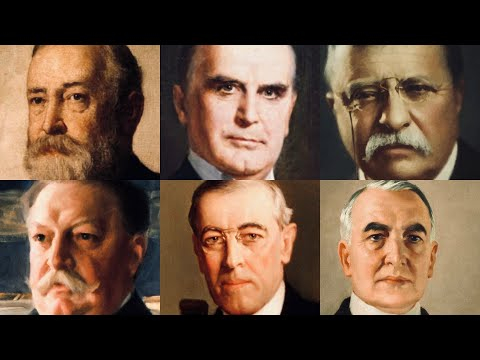 The Presidents' Voices | Part One: Harrison to Harding