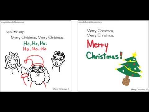 Christmas for Kids: Merry Christmas Song