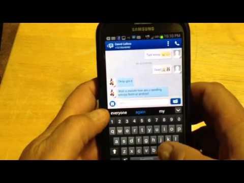 Como poner teclado emoji en samsung galaxy s3 mini