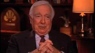 "Walter Cronkite - On his ""that"