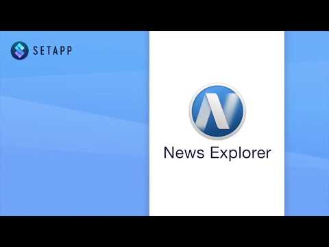 Bring the news from your RSS feeds right to your desktop | SETAPP
