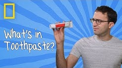Toothpaste | Ingredients With George Zaidan (Episode 1)