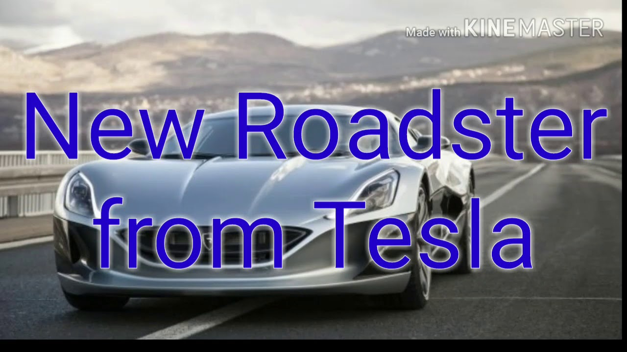 TESLA\'S NEW SECOND-GENERATION ROADSTER WOULD BE THE FASTEST ...