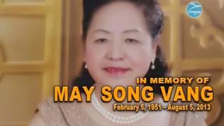 Hmong Report: In Memory of May Song Vang Dec 18 2016