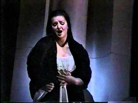 Tchaikovsky: Pique Dame: Liza's aria from Act 3 - Galina Gorchakova/Valery Gergiev