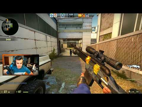 """EL GUIRI FLAMER!!'Counter-Strike: Global Offensive #213 -sTaXx"