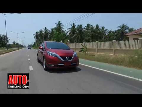 ทดลองขับ Nissan Note 1.2 VL กว้างขวาง ออพชั่นเพียบ สมรรถนะแบบพอเพียง