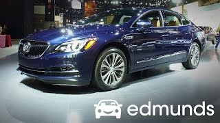 2017 Buick LaCrosse Review | Features Rundown | Edmunds