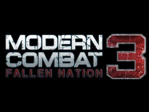 Modern Combat 3 Android.Modern Combat 3: Fallen Nation