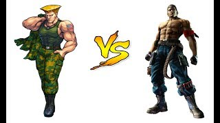 MUGEN (EC): GUILE  vs  BRYAN F. (REQUEST)