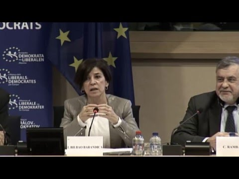 ALDE Seminar - Safe and Fair Fish in your Plate