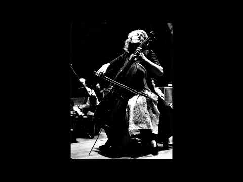 Zara Nelsova - Saint-Saëns Cello Concerto No.1