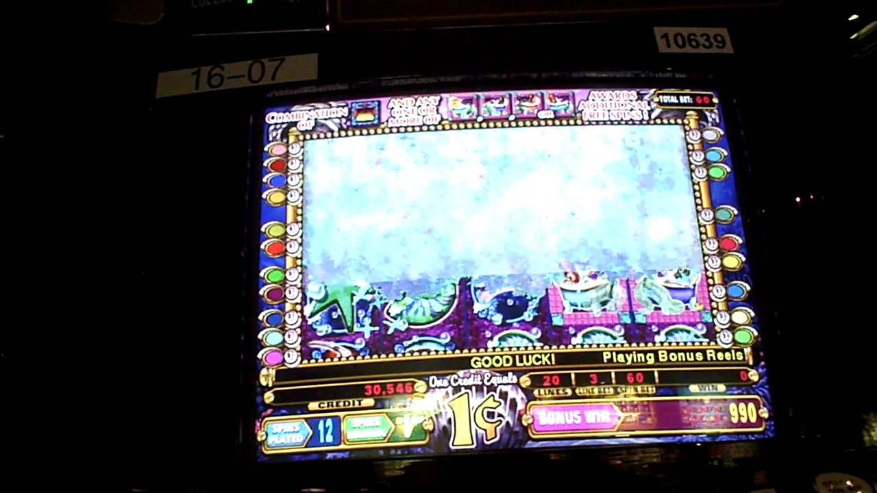 Mermaid Slot Machines