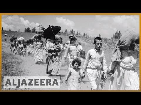 Al-Nakba: 70 years of exile | Al Jazeera News Special