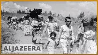 🇵🇸🇮🇱 Al-Nakba: 70 years of exile   Al Jazeera News Special