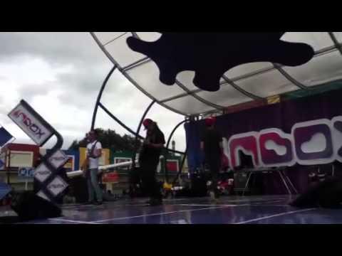 d'bandhits - Let's Go at Inbox SCTV