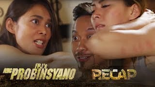 FPJ\'s Ang Probinsyano Recap: Bubbles and Diana fail to escape