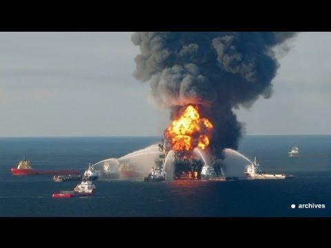 BP acusada de negligência em acidente na plataforma Deepwater Horizon