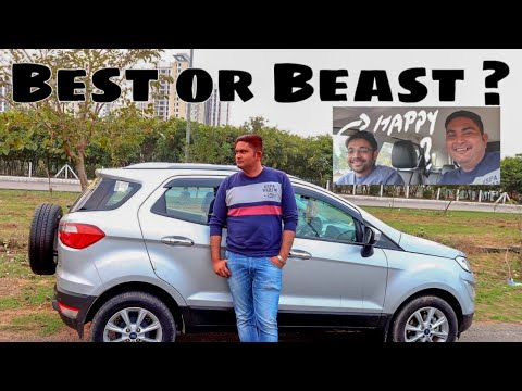 Ford Ecosport Diesel - Owner Perspective | He Rejected Suzuki Brezza