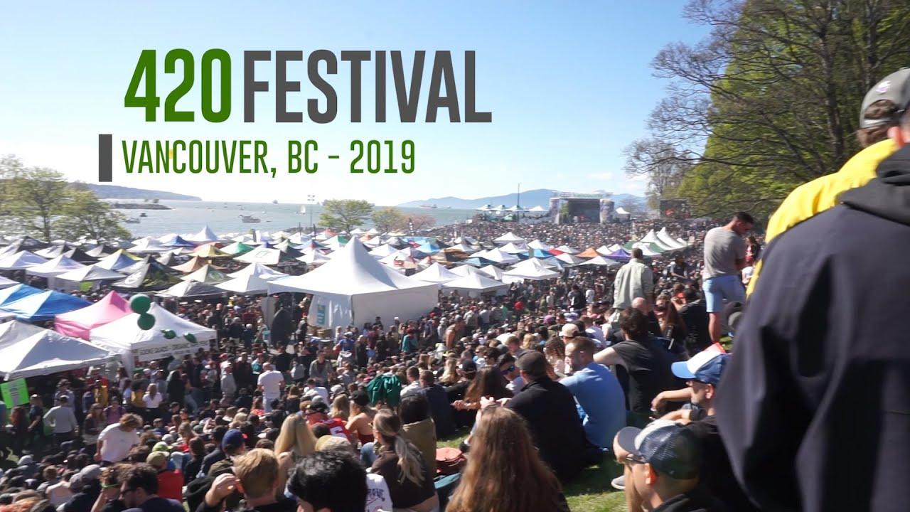 420 Festival Protest Vancouver 2019