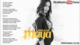 Maya Berović - Amajlija - (Audio 2011) HD
