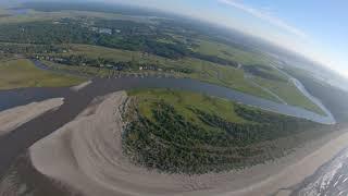Seabrook Island Drone Adventures Part 1: Daybreak