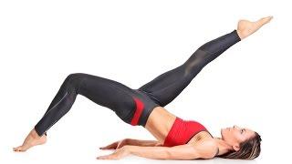 Специальный комплекс пилатес+йога работает все тело!!!