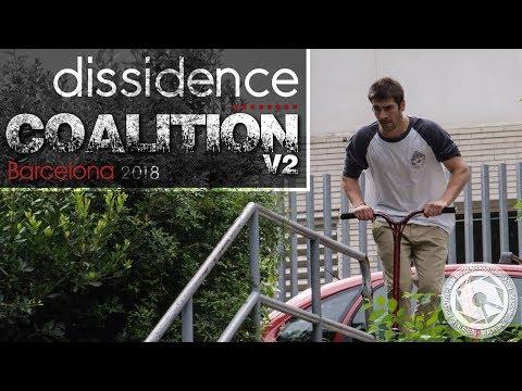 Dissidence Coalition V2 : Auguste Pellaud, Charles Padel, Justin Phillips, Jonathan Perroni