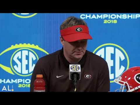 hear-what-kirby-smart-georgia-players-had-to-say-following-georgia-s-2018-sec-championship-loss