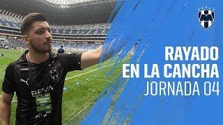 Rodrigo fue nuestro Rayado en la Cancha y aquí te cuenta su experiencia.