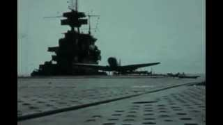 Video: Douglas SBD Dauntless taking off from Aircraft Carrier