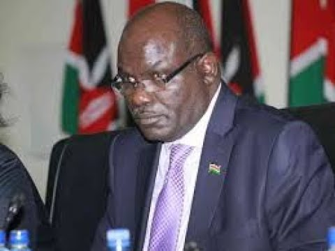 """Chebukati: """" Peace is the end result of all things done in a transparent manner.. """""""