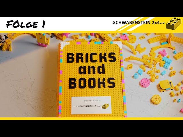 BRICKS and BOOKS 📚   # 1 🙋♀️   Gast: Alexander Ehle, Brickelectronic   LEGO® MODELLE BELEUCHTEN 💡