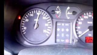Renault Clio 1.5 Dci - 1.1bars