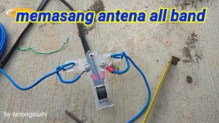 Antena all band radio