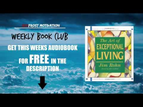 EXCEPTIONAL LIVING   Best Audiobook Motivation of 2016 by Jim Rohn