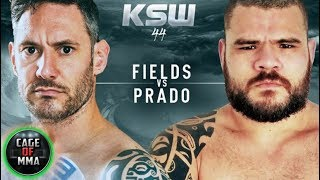KSW 44 - Chris Fields vs Wagner Prado