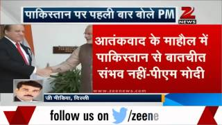 PM Modi disappointed with Pakistan making