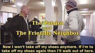 Danish Patriot vs. Muslim Mosque Chairman