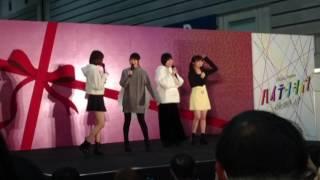 2017-02-04-気まぐれオンステージ 川上千尋 城恵理子 古賀成美 内木志