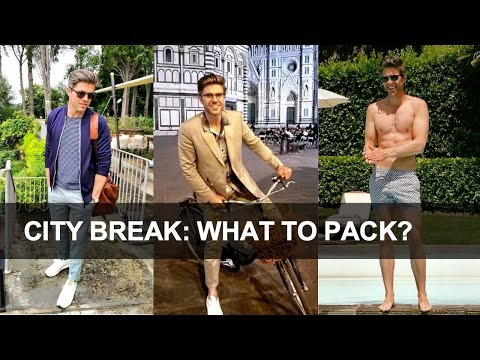 Packing For a Mini Break | Men's Style | Darren Kennedy