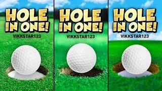 SO MANY HOLE IN ONES! - GOLF IT