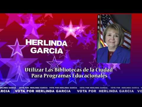 Helrinda Garcia por Mi Gente TV Houston
