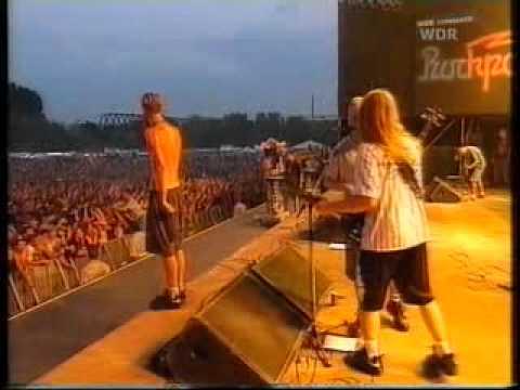 Clawfinger live at Bizarre Cologne 1995